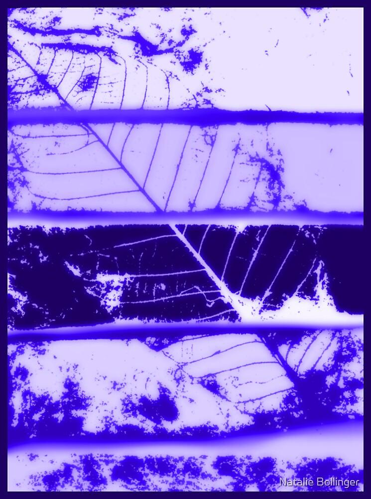Blue Bones Card by MidnightAkita