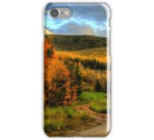 A Road to Nowhere!!!  iPhone Case/Skin