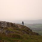 Brentor hill by allisond