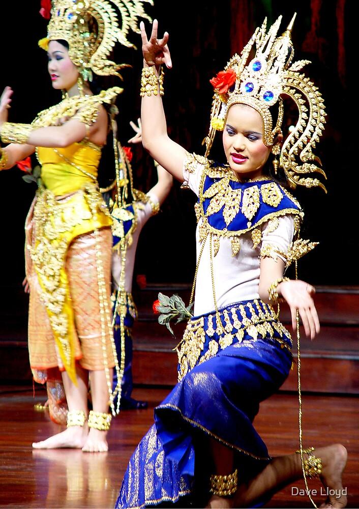 Thai Dance by Dave Lloyd