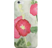 Holly Botanical Lynda Silva iPhone Case/Skin