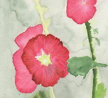 Holly Botanical Lynda Silva by LyndaSilva