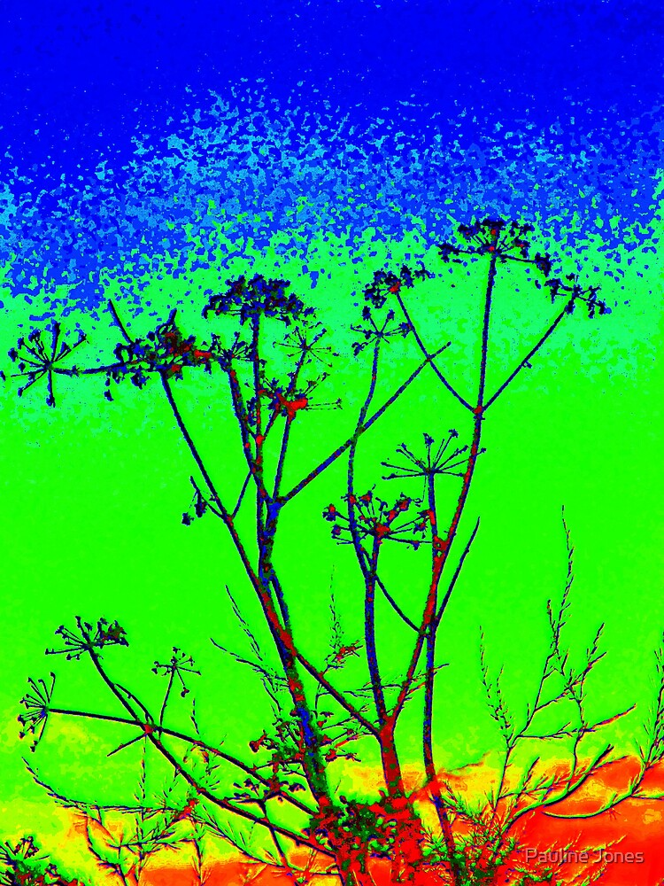 Lovage at Sunrise by Pauline Jones