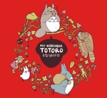 My Neighbour Totoro Kids Clothes