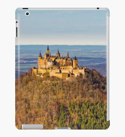 Burg Hohenzollern Castle, South Germany iPad Case/Skin