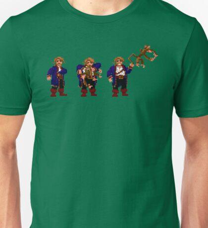 Monkey Wrench Unisex T-Shirt