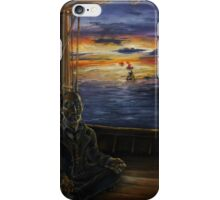 A Serenity of Still and Exquisite Brilliance iPhone Case/Skin