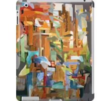 Collage Construct No. 2 iPad Case/Skin