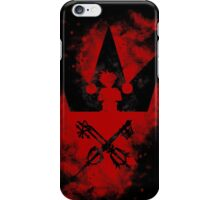 KH in our hearts iPhone Case/Skin