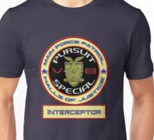 V8 Interceptor Logo Unisex T-Shirt