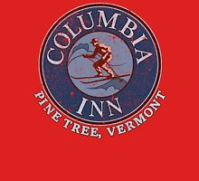 Columbia Inn, Pine Tree Vermont Unisex T-Shirt