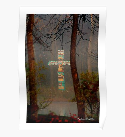 Totem In The Mist Poster