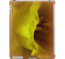 Within the Yellow Daffodil iPad Case/Skin