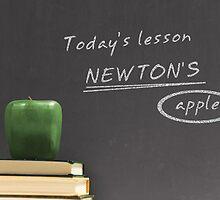 Newton Apple by RoadRunner