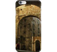 Medieval Perugia iPhone Case/Skin