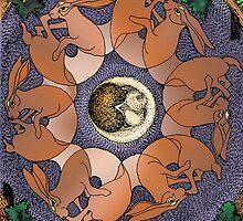 Spring Equinox by cerridwen