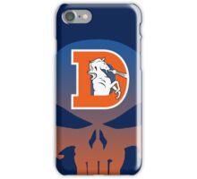 Denver Punishers - Retro iPhone Case/Skin
