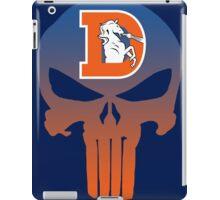 Denver Punishers - Retro iPad Case/Skin