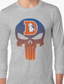 Denver Punishers - Retro Long Sleeve T-Shirt