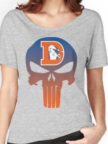 Denver Punishers - Retro Women's Relaxed Fit T-Shirt