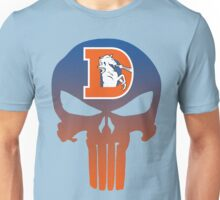 Denver Punishers - Retro Unisex T-Shirt