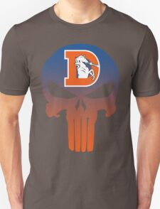 Denver Punishers - Retro T-Shirt