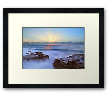 Another Way Home Framed Print