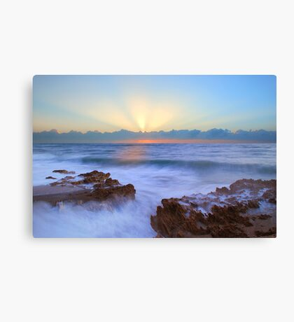 Another Way Home Canvas Print