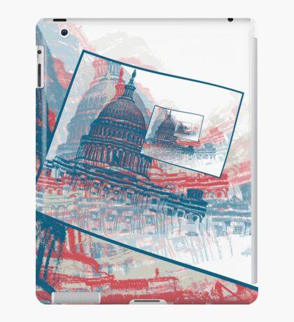 Congress Capitol Building iPad Case/Skin