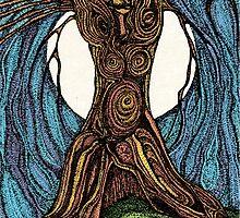 Tree Spirit by cerridwen
