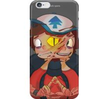 Triangle Trouble iPhone Case/Skin