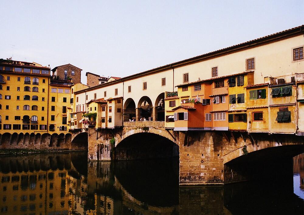 Ponte Vecchio, 10am by bigufe