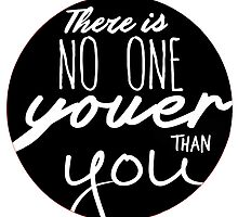 Dr Seuss - There Is No One Youer Than You by hellafandom