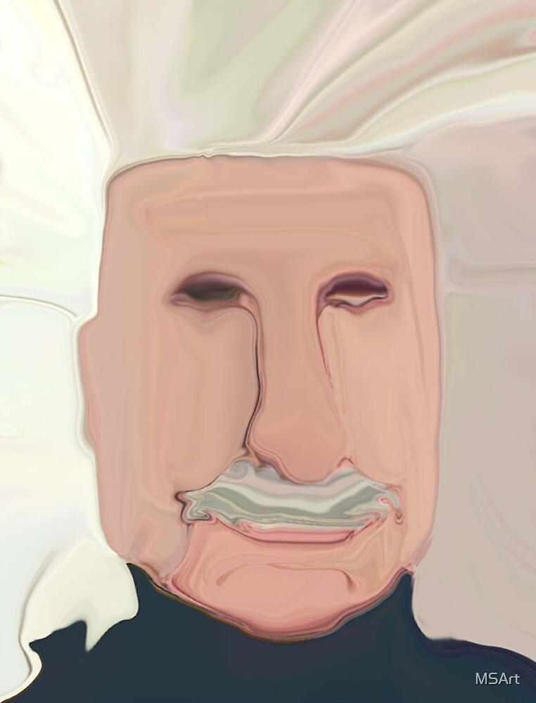 Einstein by MSArt
