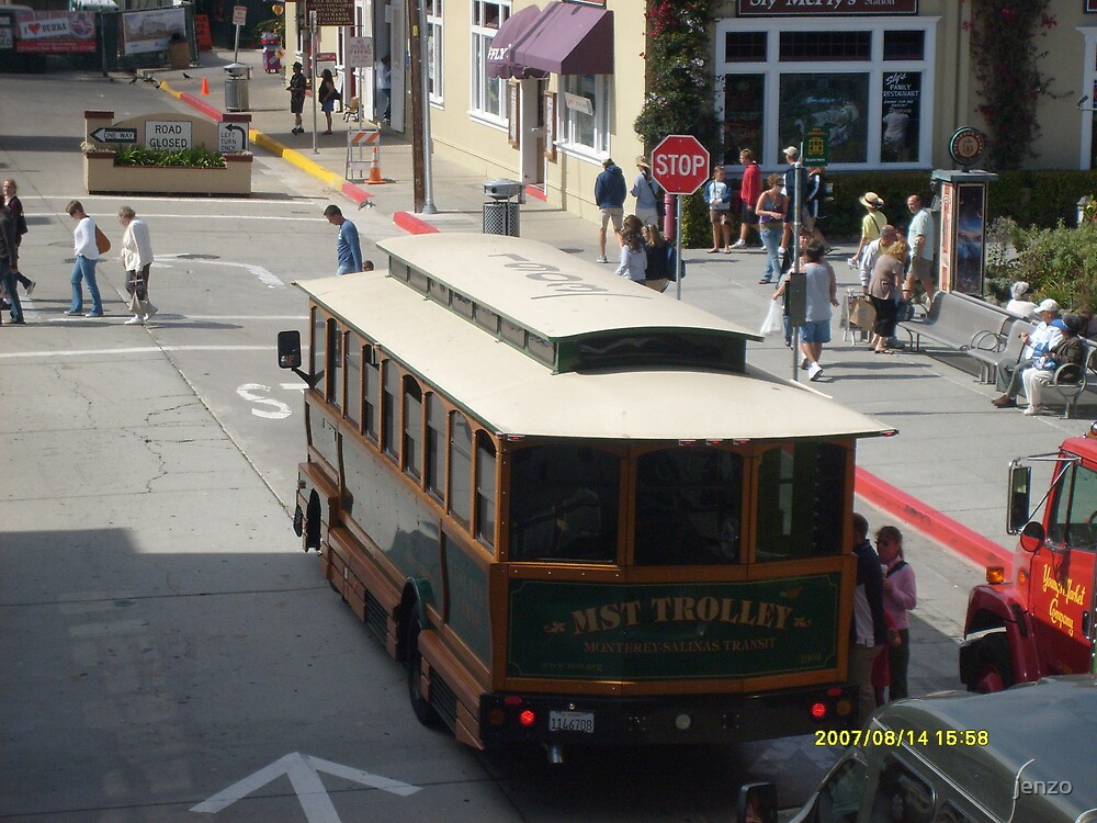 cable car by jenzo