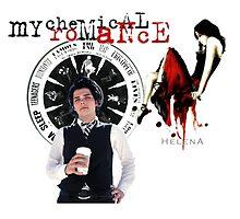 Gerard- My Chemical Romance by badwolfpatronus