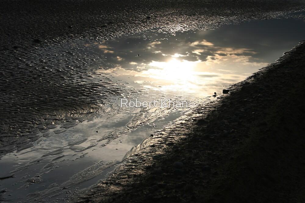 Reflection of a Storm by Robert Khan