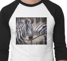 Seeing Stripes Men's Baseball ¾ T-Shirt