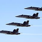 FA-18 Hornets by EOS20