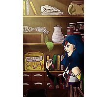 the apothecary Photographic Print