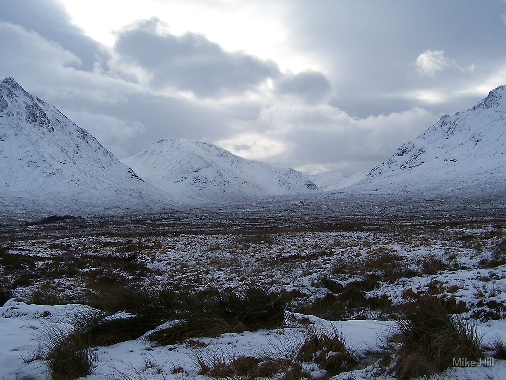 Glen coe 2 -12 by Mike Hill