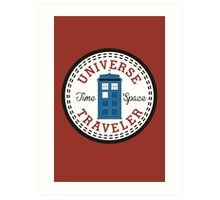 Converse Doctor Who Art Print