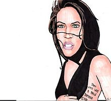 megan fox by stan