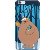 We wish you a Merry Christmas ! iPhone Case/Skin