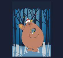 We wish you a Merry Christmas ! Kids Tee
