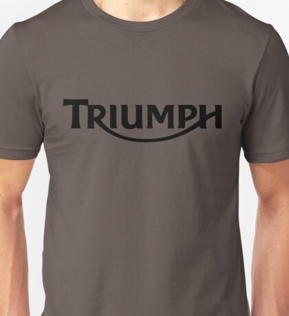 Triumph Unisex T-Shirt