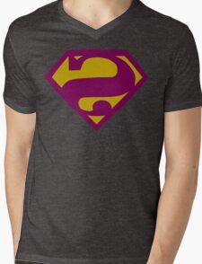 Bizarro #1 Mens V-Neck T-Shirt