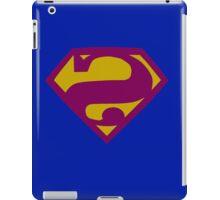 Bizarro #1 iPad Case/Skin