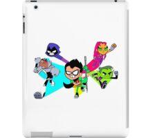 Teen Titans GO! iPad Case/Skin