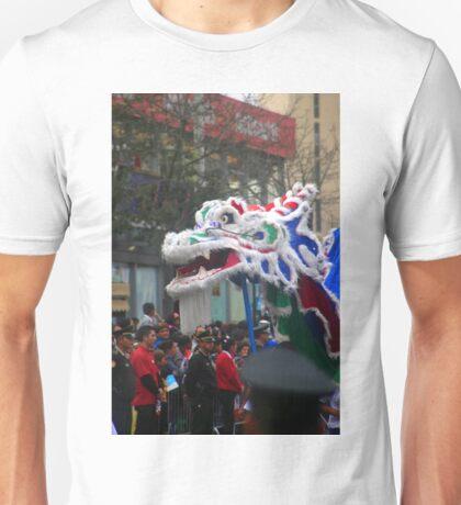 Chinese Dragon - Corso Wong Unisex T-Shirt